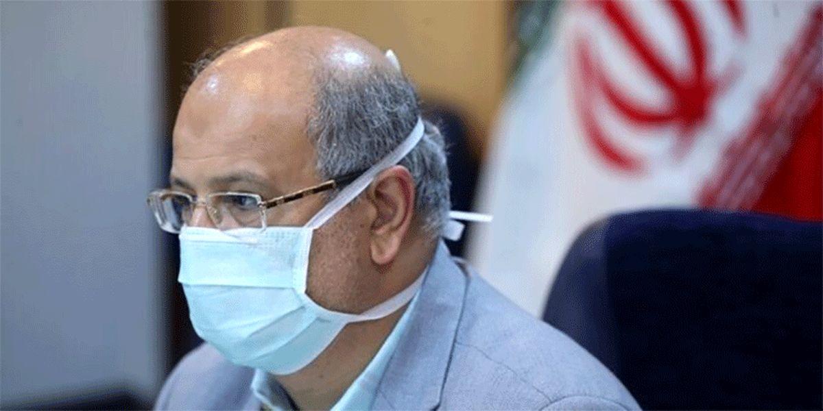 تغییر آمار کرونا در تهران مربوط به تعطیلی دو هفته ای نیست