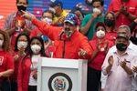 حزب حاکم ونزوئلا در انتخابات پیروز شد