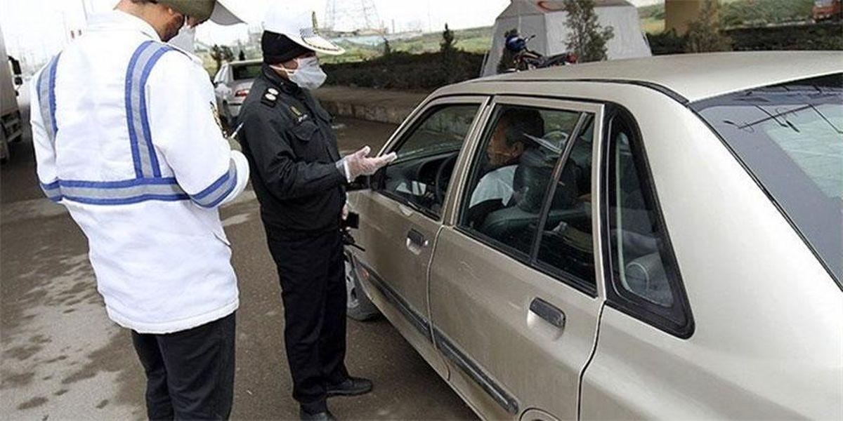 روزانه ۷ هزار خودرو در تهران جریمه میشوند