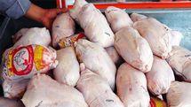قیمت مرغ در بازار کاهش یافت