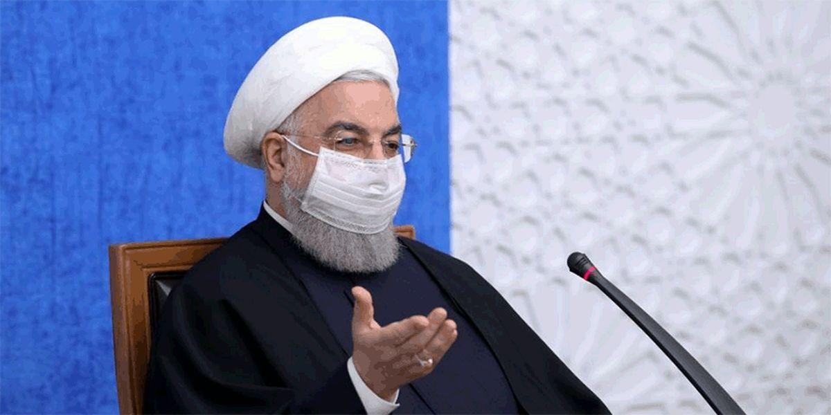 روحانی: جلوگیری از افزایش قیمت کالاها هدف مهم دولت است