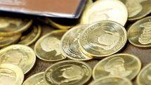 حباب سکه ۴۰۰ هزار تومان شد