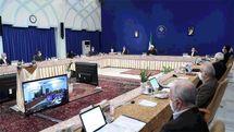 بررسی راه های مؤثر بر کاهش آلودگی هوا درجلسه هیات دولت
