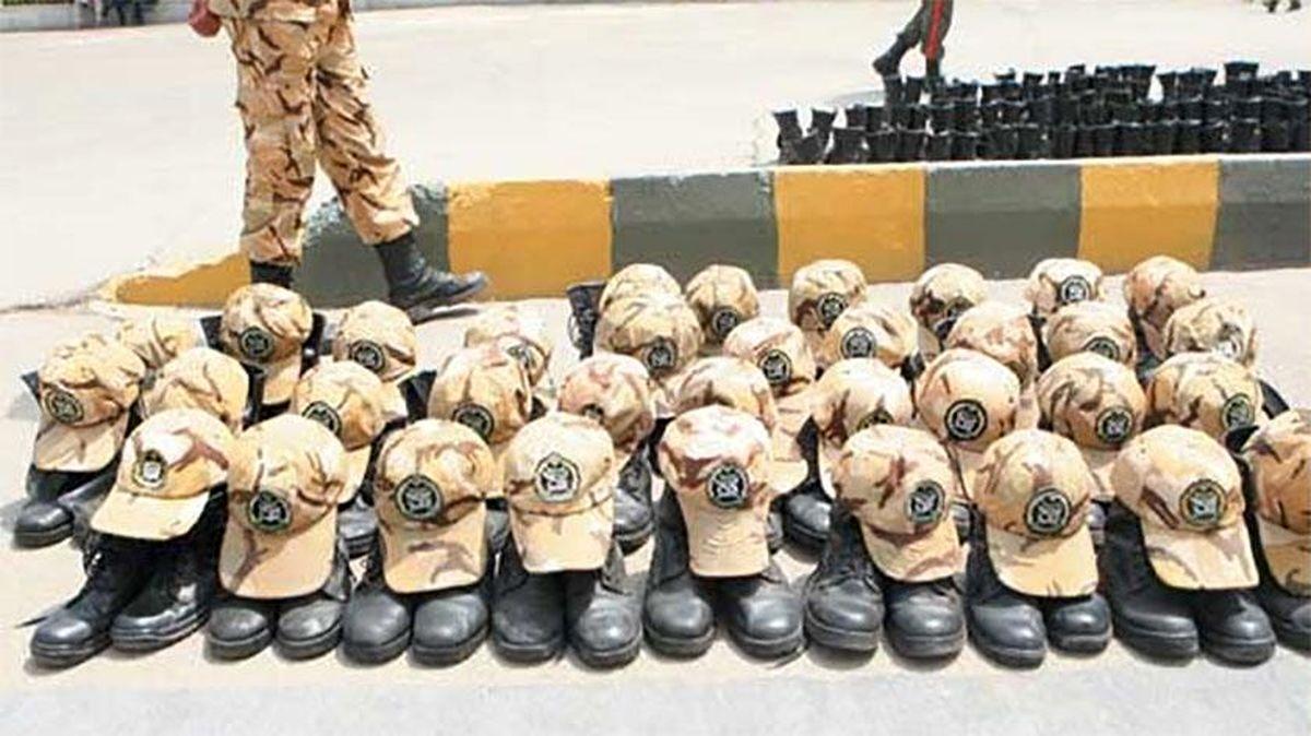 زمان آموزش سربازی فعلا یک ماهه است