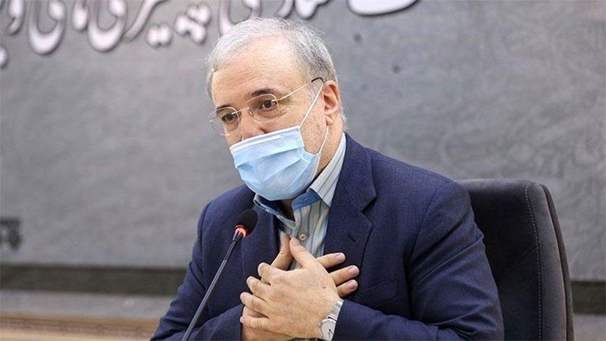 نمکی: ایثارگری پرستاران در تاریخ جاودانه خواهد ماند