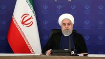 روحانی: هزینه درمان در دولت تدبیر کاهش یافت