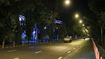 ممنوعیت تردد شبانه خودروها از ساعت ۲۱