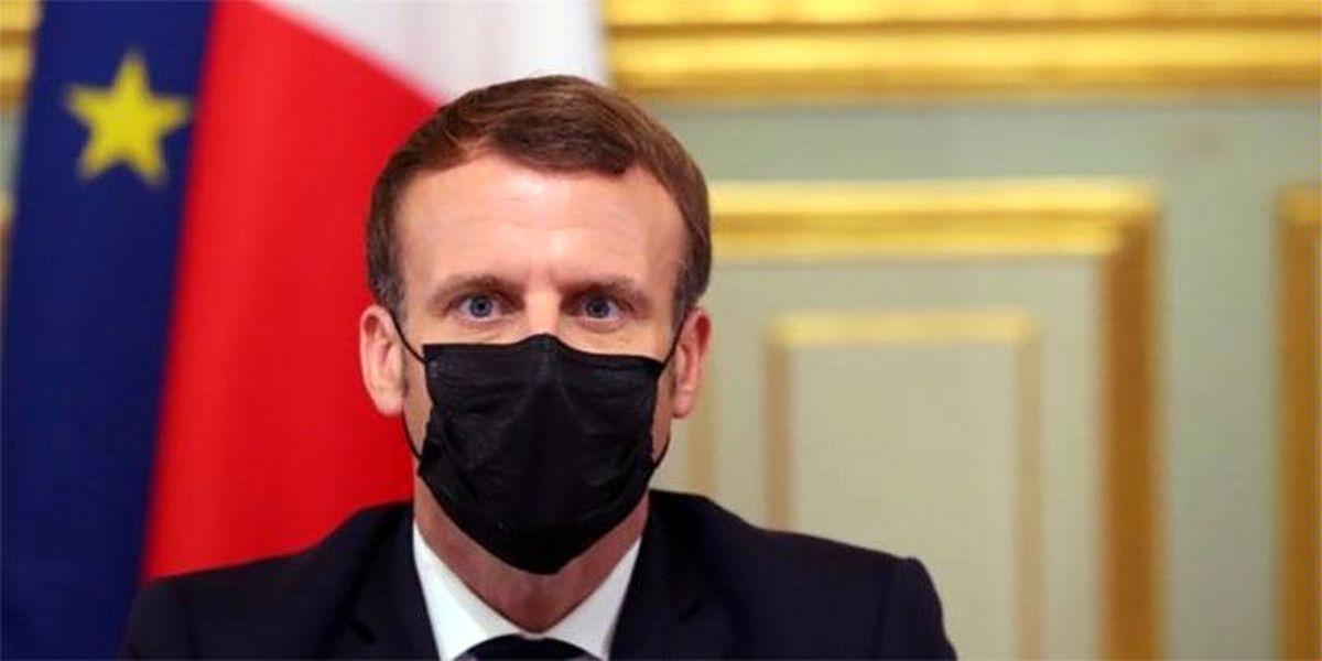 ماکرون: فرانسه باید نسبت به اوضاع کرونایی هوشیار باشد