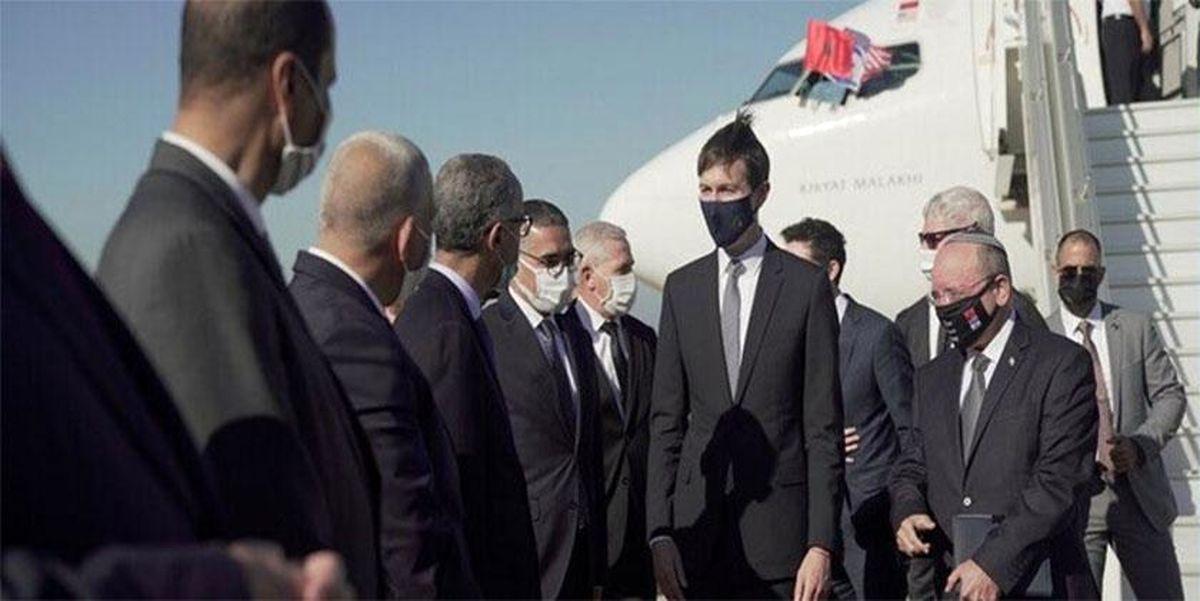 کوشنر به دنبال عادیسازی روابط مغرب با رژیم جعلی