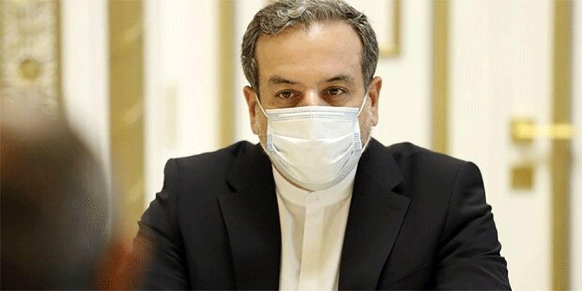 عراقچی: دیپلماسی مقاومت محور مبنای ماست