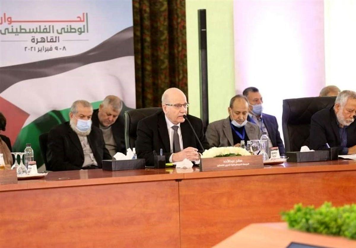 ورود هیئتهای گروههای فلسطینی به قاهره