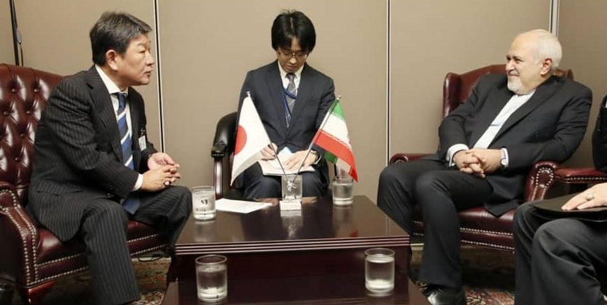 ژاپن برای کمک به رفع مشکلات برجام، اعلام آمادگی کرد