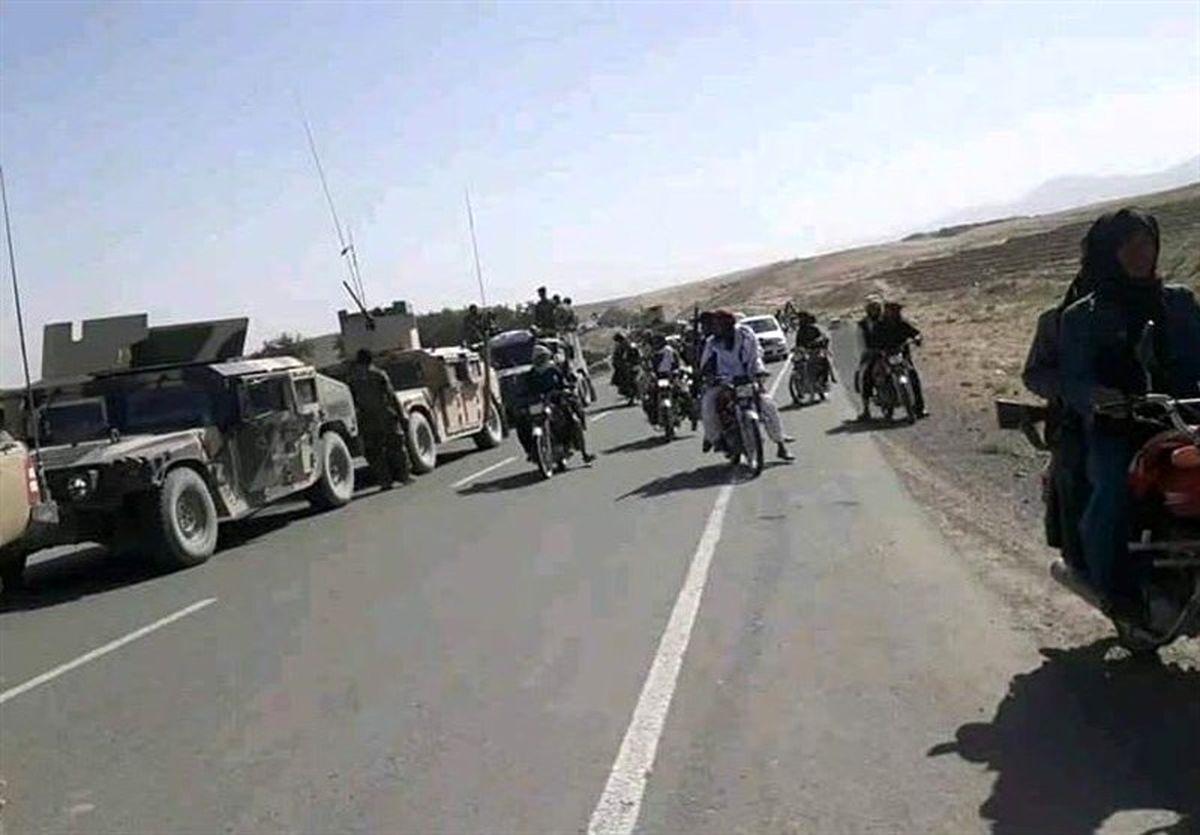 ۵ شهرستان دیگر افغانستان سقوط کرد