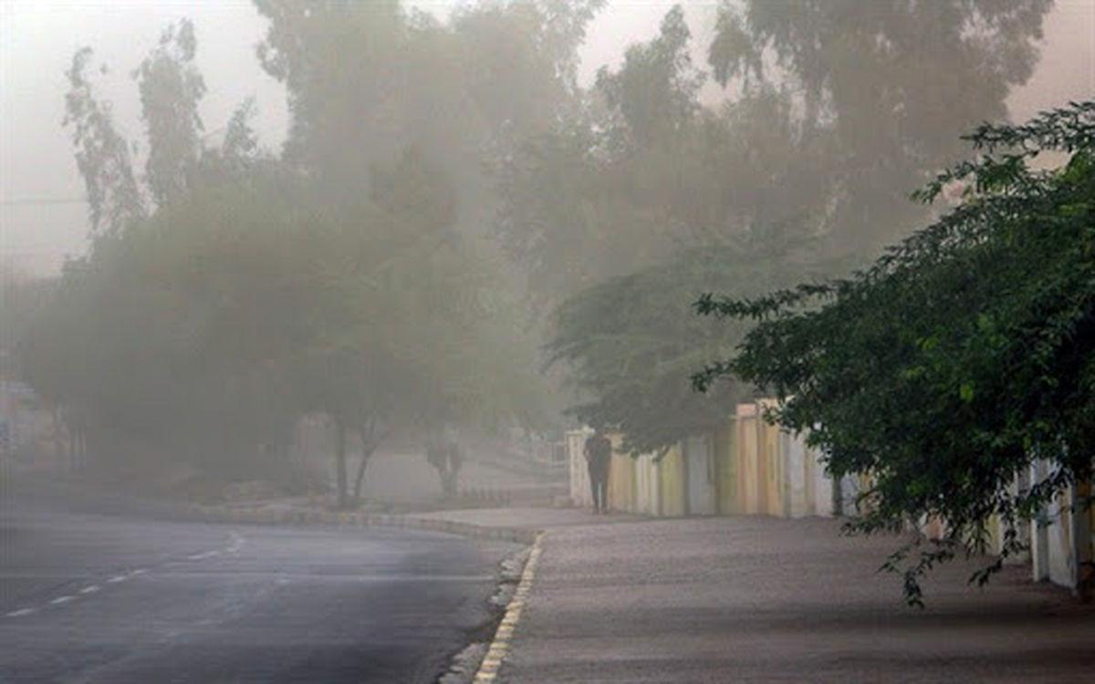 هشدار هواشناسی نسبت به وزش باد شدید و خیزش گرد و خاک در ۲۲ استان