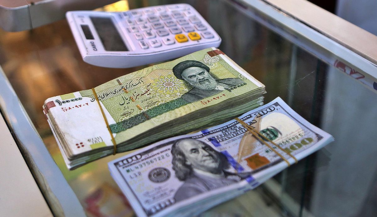 دلار صرافی در کانال ۲۳ هزار تومان