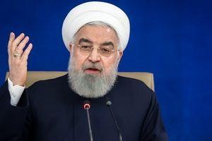 روحانی: دنیا توطئه کرد کمر برجام را بشکند