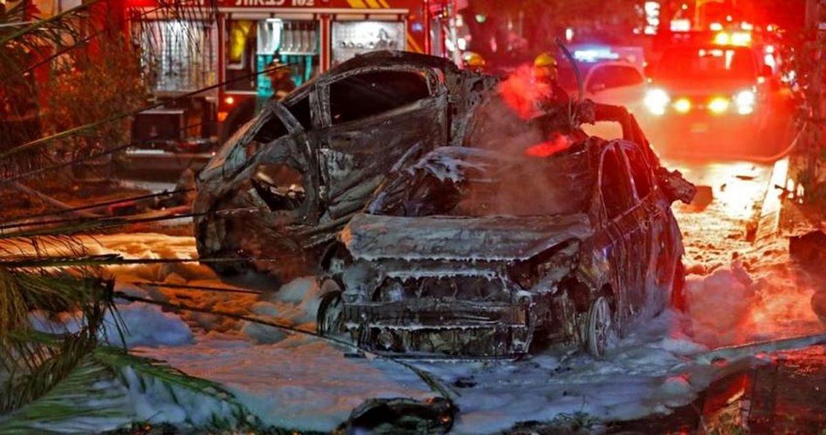 حمله موشکی بی سابقه قسام به تل آویو و عسقلان