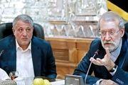 محسن هاشمی جزو پنج نامزد اصلی اصلاحات برای ۱۴۰۰ است