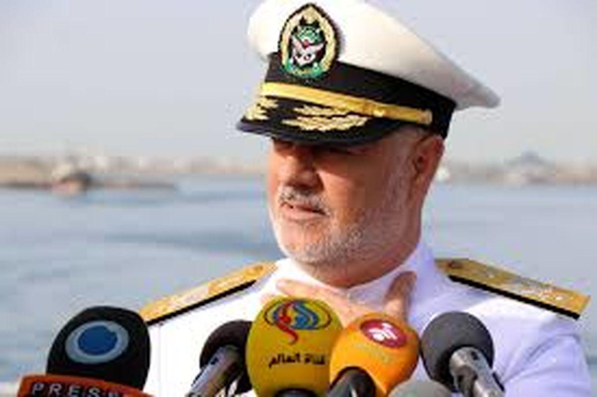 امیر خانزادی: هند به رزمایش دریایی ایران و روسیه میپیوندد