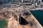 جمعآوری ۵۲ کانتینر حامل مواد شیمیایی بسیار خطرناک از بندر بیروت