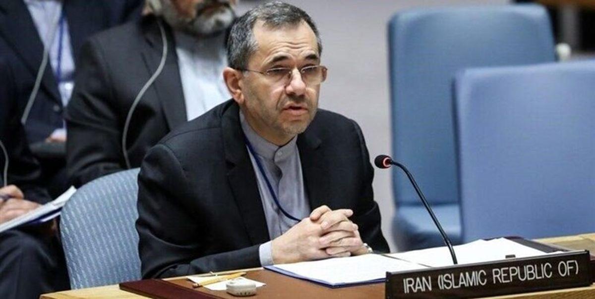 تختروانچی: نظامیان اشغالگر آمریکایی باید فوراً سوریه را ترک کنند