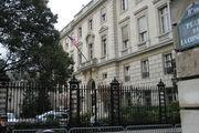 سفارت آمریکا در پاریس برای شنود و جاسوسی استفاده میشود
