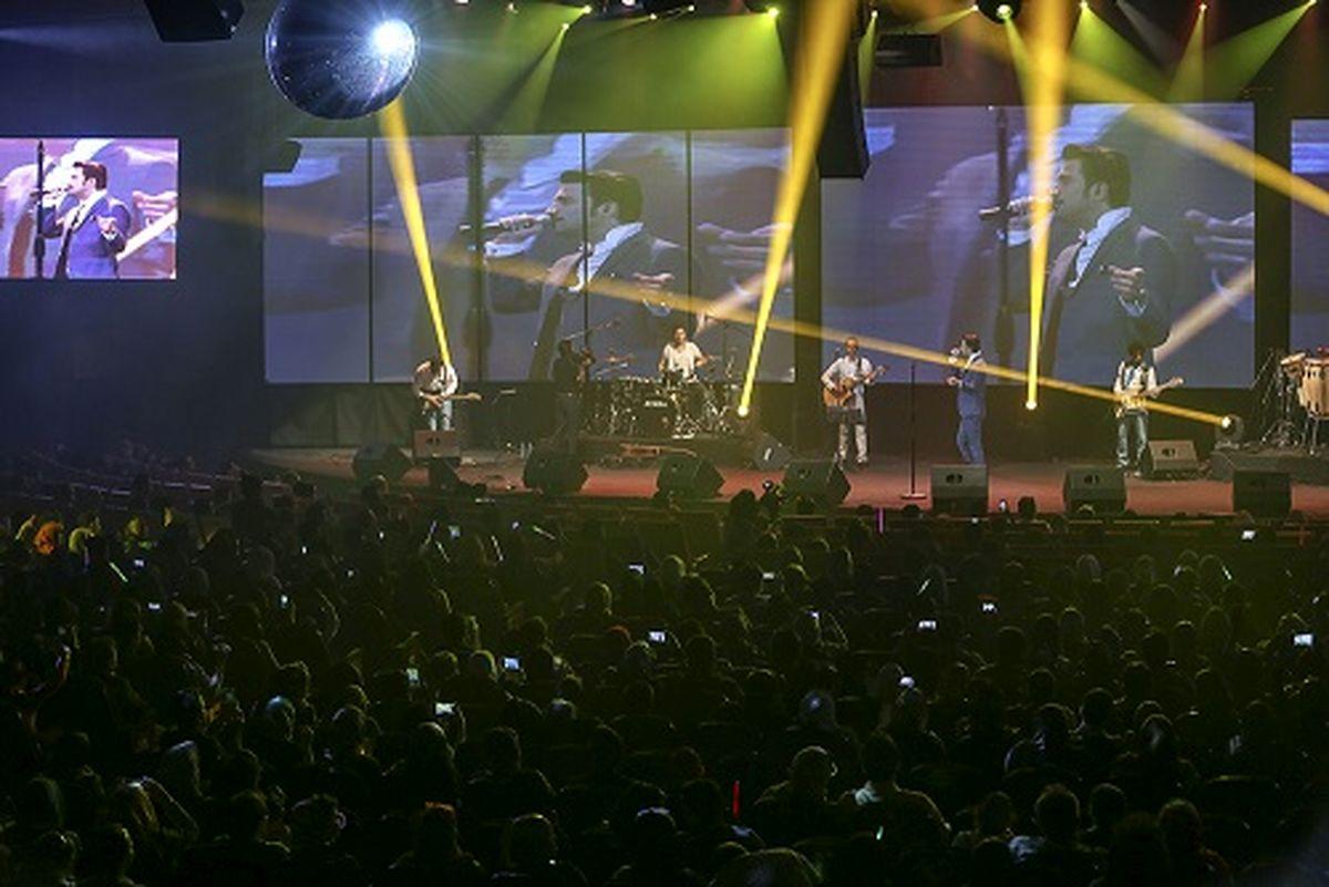 صدور مجوز ۴۳ کنسرت موسیقی و ۲۵ آلبوم موسیقی