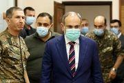 پاشینیان بار دیگر خواستار برکناری فرمانده ارتش ارمنستان شد