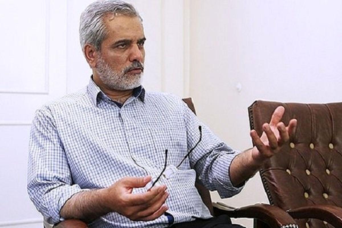 شهیدبهشتی با گروههای ضدانقلاب، تشکیلاتی مبارزه میکرد