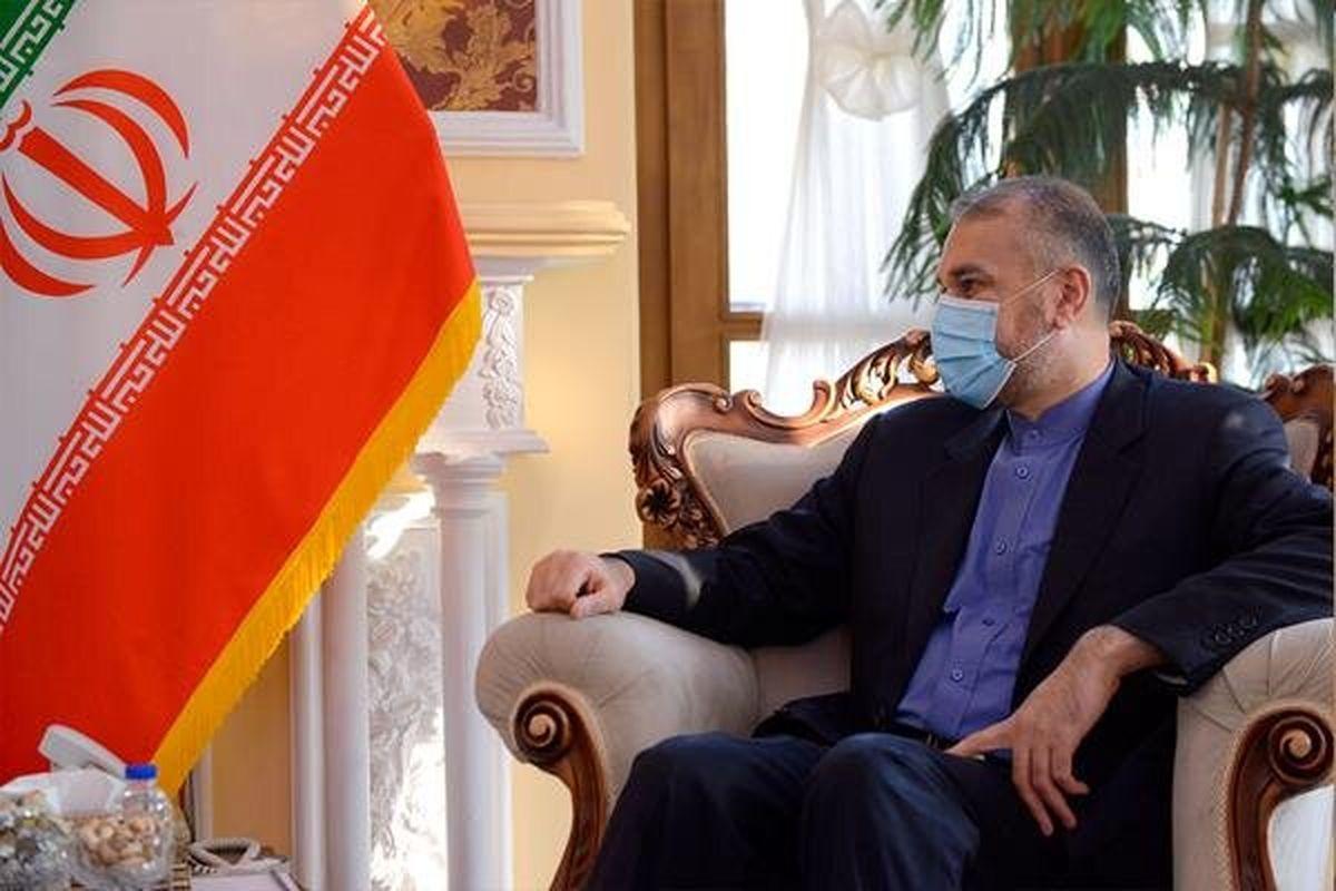 امیرعبداللهیان: قرنطینه بهداشتی در مسکو برای دیدار با پوتین عزتمند نیست