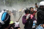 تداوم ناآرامیها در میانمار