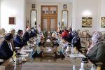 وزیر امور خارجه ایرلند با «ظریف» دیدار کرد