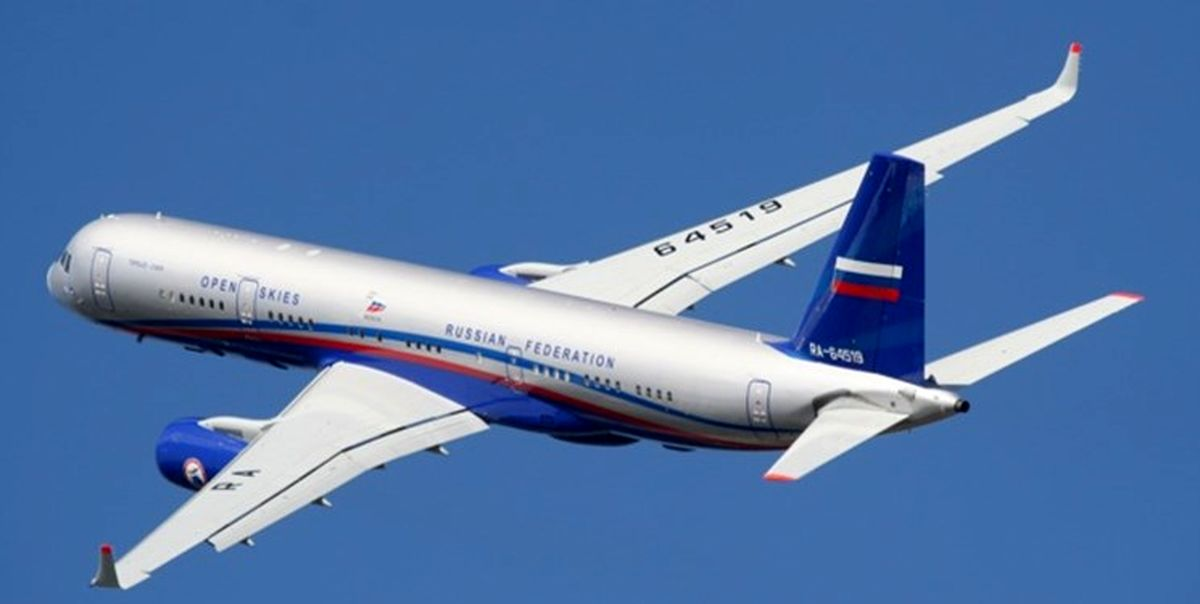 روسیه از پیمان «آسمانهای باز» خارج میشود