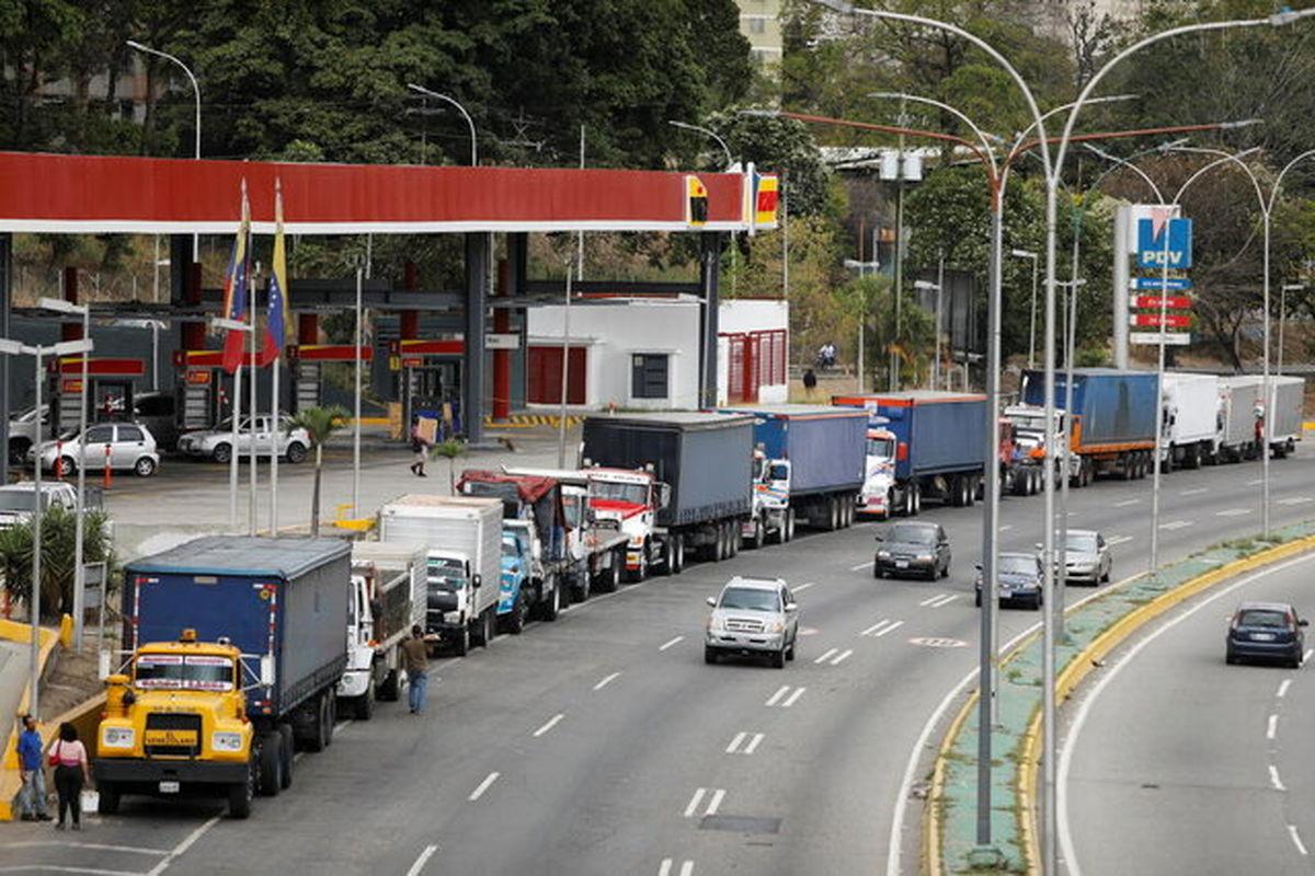 دیزل در ونزوئلا سهمیه بندی شد