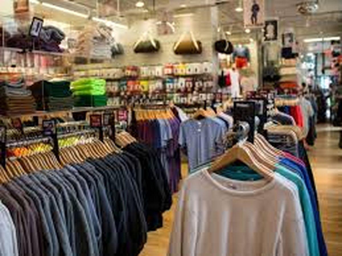 رشد ۱۸۱ درصدی واردات پوشاک