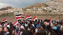 دمشق: مصمم به آزادسازی جولان اشغالی هستیم