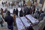 حضور رهبر شیعیان افغانستان در پاکستان