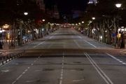 جریمه ۵۰ هزار خودرو در طرح محدودیت تردد شبانه