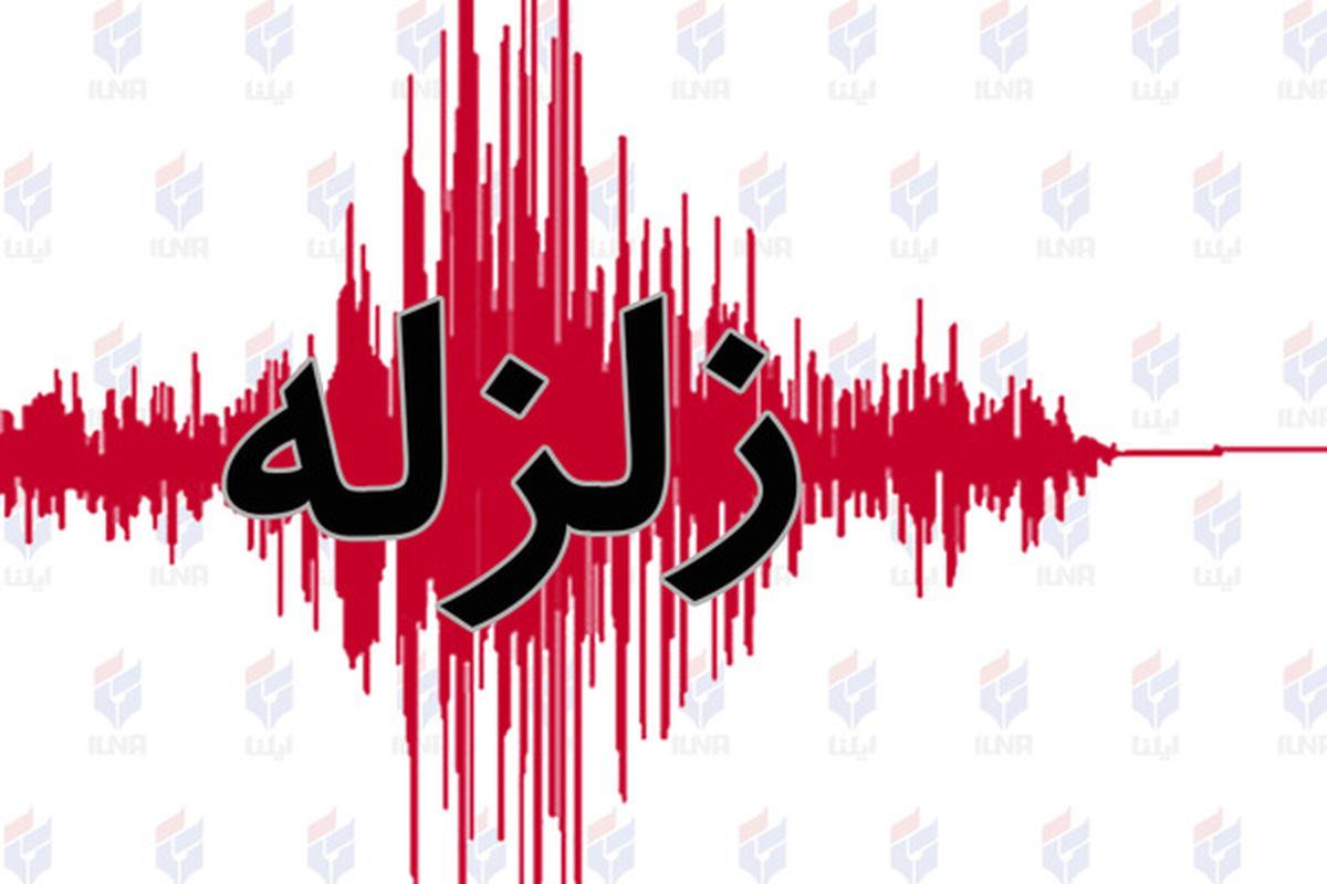 زلزله شدید ۵.۳ ریشتری در کردستان