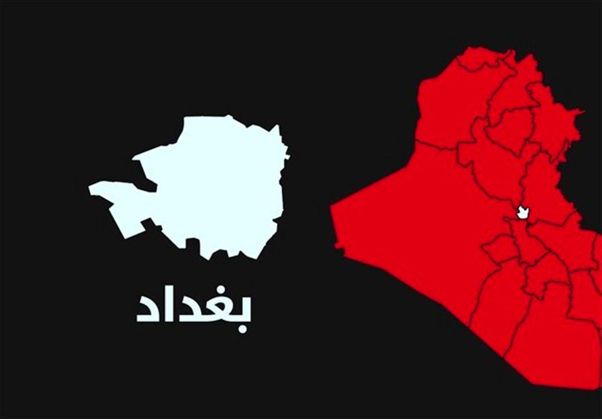 دفع یورش داعش به بغداد و هلاکت عامل انتحاری