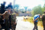 ضرب شصت نُجَباء در شمال بغداد علیه داعش و هلاکت والی آنها