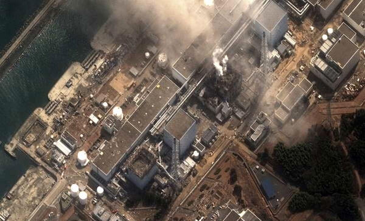 نشت مواد رادیواکتیو در پی زلزله شدید ژاپن