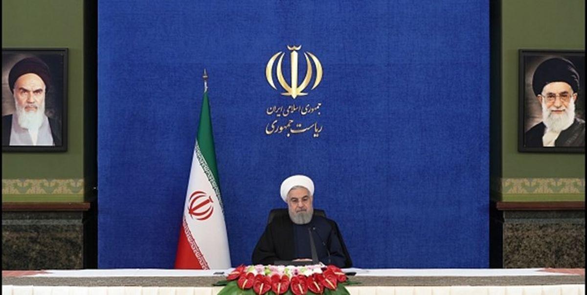 روحانی: دستگاههای مسؤول مانع از شیوع موج چهارم کرونا در کشور شوند