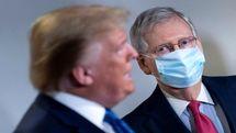 اعلام جنگ دونالد ترامپ علیه رهبر جمهوریخواهان سنا
