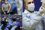 شروع واکسیناسیون علیه بیماری کرونا در ایران