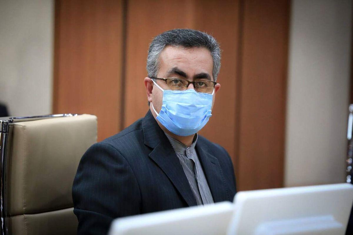 چه تصمیمی برای محموله واکسن روسی پس از ورود به ایران گرفته شد؟