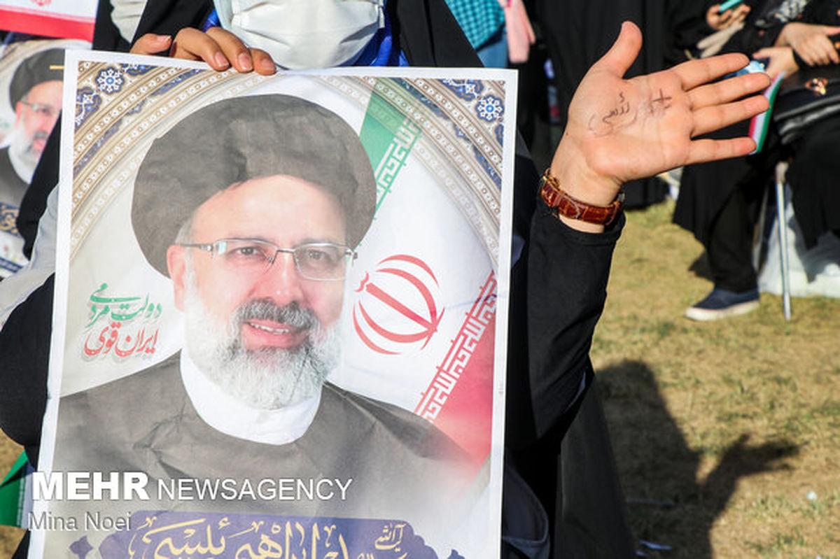 یک خوزستان تشنهی حضور رئیسی
